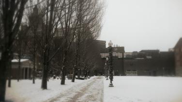 JWU winter